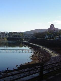 岡山にいます